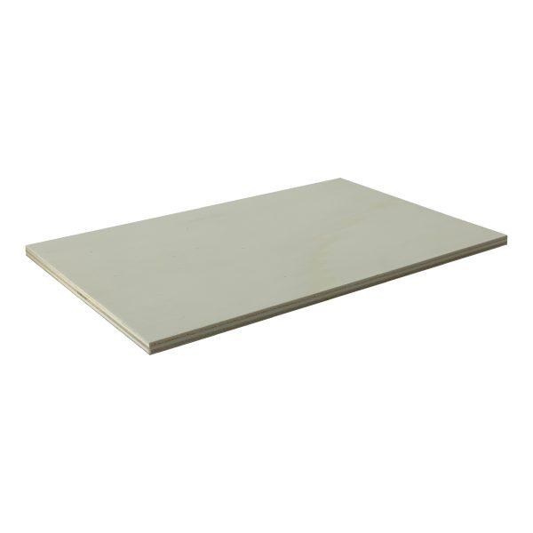 Furnierplatte Pappel 8 mm Mass Zuschnitt Shop / Abbildung ca. DIN A4