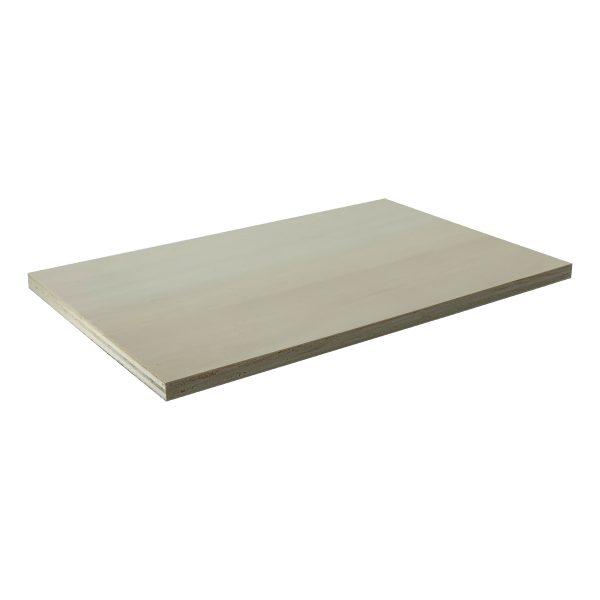 Furnierplatte Pappel 10 mm Mass Zuschnitt Shop / Abbildung ca. DIN A4