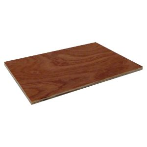 Industriesperrholz Sapeli 12 mm Mass Zuschnitt Shop / Abbildung ca. DIN A4